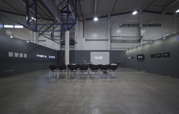 Contemporary Art Fair, Vilnius, LT